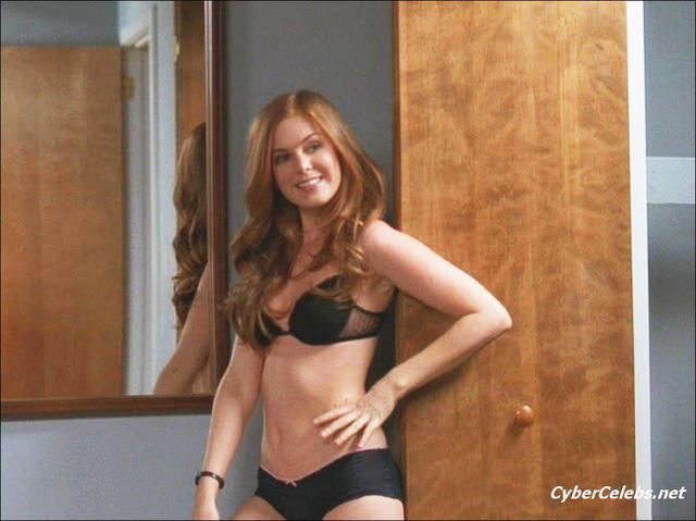 actress Isla Fisher 19 years unclothed foto home