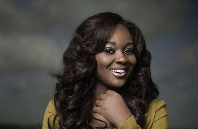 actress Jackie Appiah young inviting photography in the club