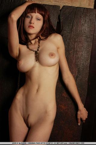 Sabrina Jade topless photography