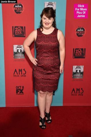 models Jamie Brewer 23 years undressed image home