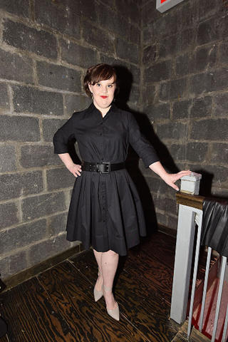 Sexy Jamie Brewer photos high density