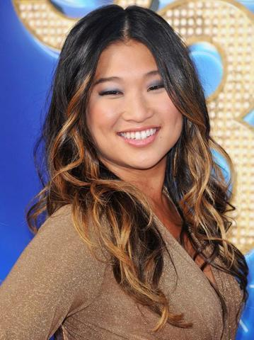 celebritie Jenna Ushkowitz 24 years undress pics home