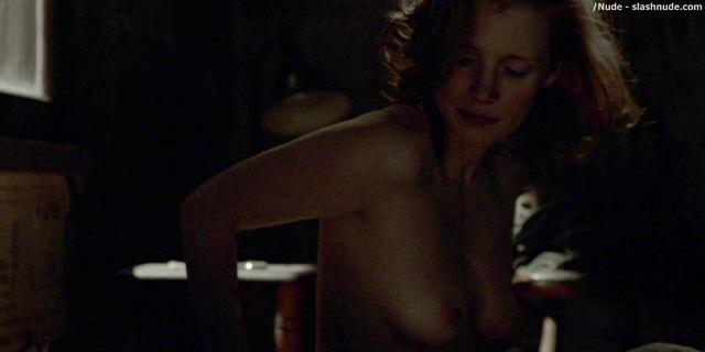 Hot photos Jessica Chastain tits