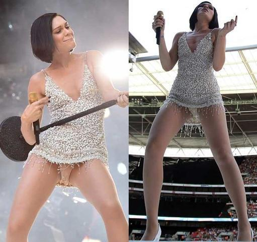 Naked Jessie J picture