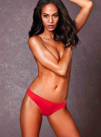 actress Joan Smalls 20 years stolen photos beach