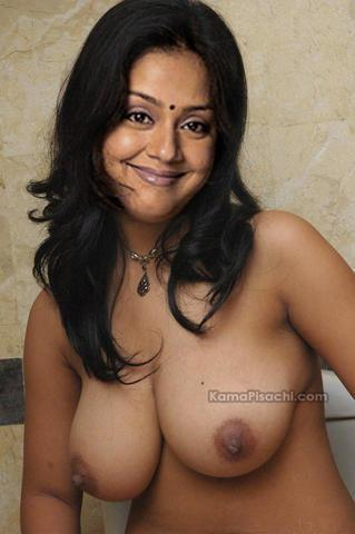 Hot photo Jyothika tits