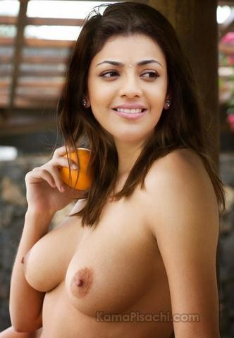 Kajal Aggarwal nude picture