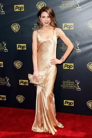 celebritie Kate Mansi 25 years Sexy photo in public