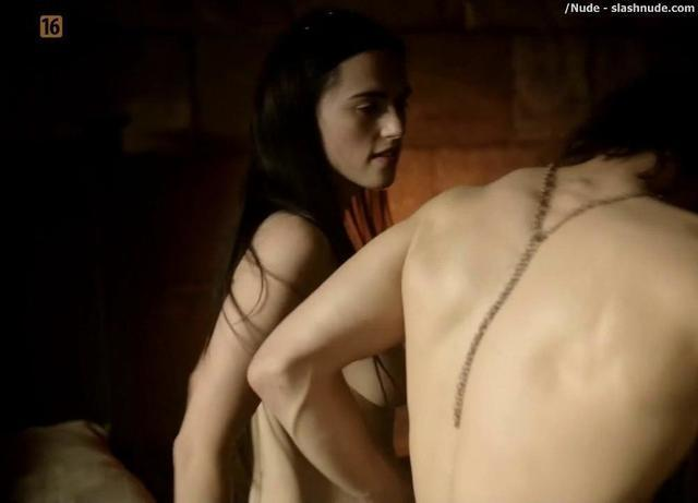 Hot photos Katie McGrath tits