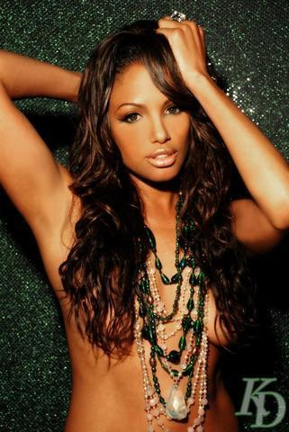 Sexy K.D. Aubert photoshoot High Definition