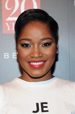actress Keke Palmer 24 years unexpurgated photoshoot in public