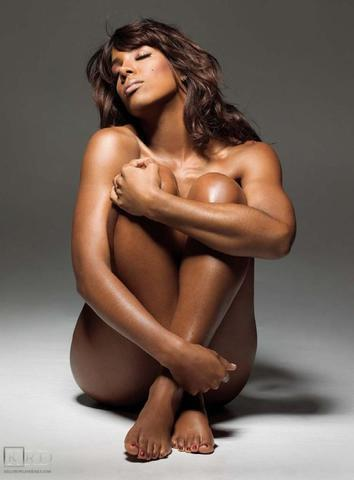 Melanie Fiona topless photography