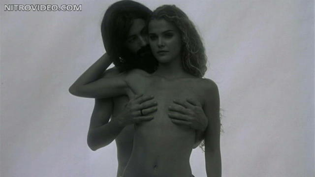 actress Keri Russell 25 years bawdy picture home