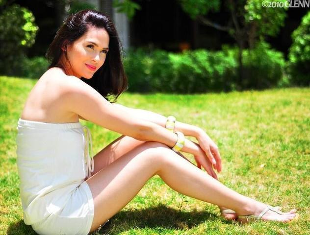 celebritie Kristine Hermosa 24 years spicy picture in public