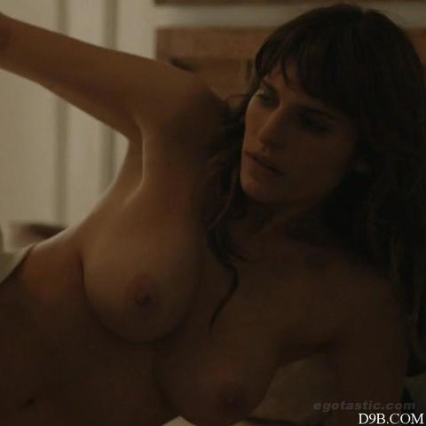 Lake Bell topless picture
