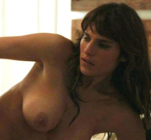 actress Lake Bell 2015 risqué photography in public