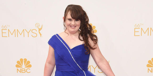 actress Jamie Brewer 18 years impassioned photos beach