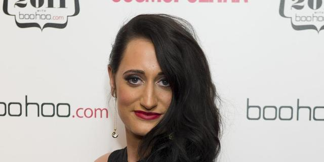 actress Lauren Socha 20 years Without swimsuit photo in the club