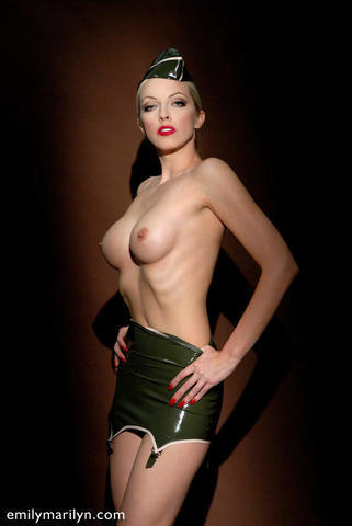 Sexy Emily Marilyn photo High Quality
