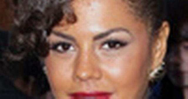celebritie Lenora Crichlow 22 years stripped image in public