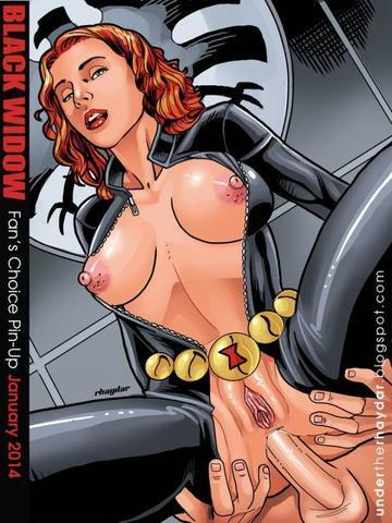 Naked Black Widow snapshot