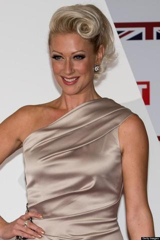 actress Faye Tozer 19 years nudism photos in public
