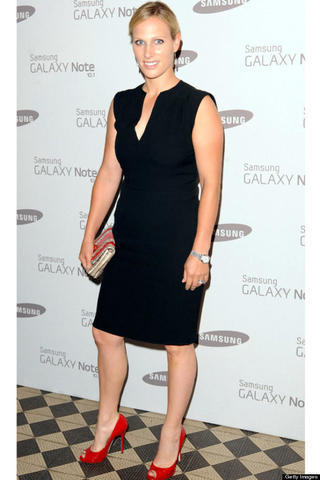 Sexy Zara Phillips pics high density