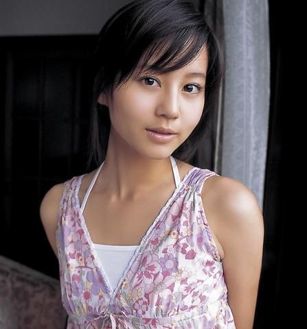 actress Maki Horikita 18 years in the buff image home