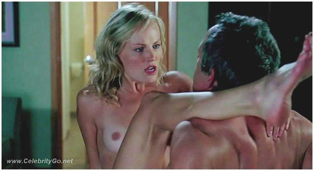 models Malin Akerman 19 years carnal image in the club