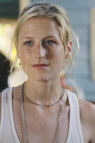 Mamie Gummer topless photoshoot