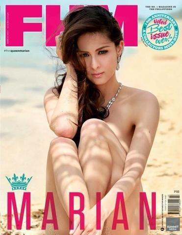 actress Marian Rivera 19 years prurient picture in the club