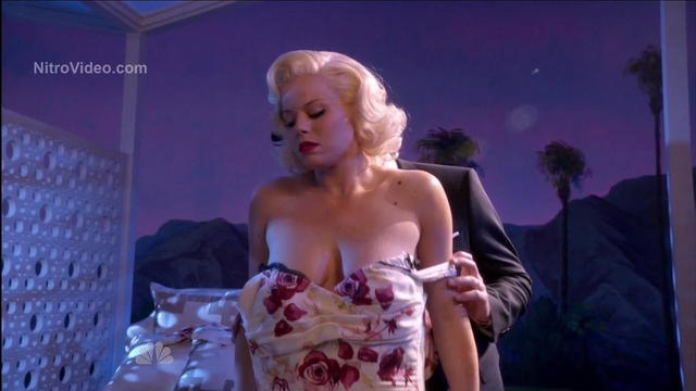 celebritie Megan Hilty 23 years the nude image home
