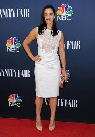 models Melissa Fumero 24 years indecent art in the club