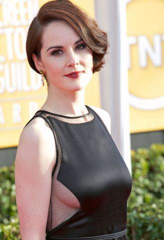 Naked Michelle Dockery photos