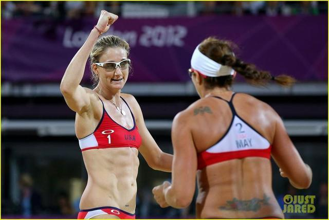 celebritie Misty May-Treanor young unclothed photo in the club