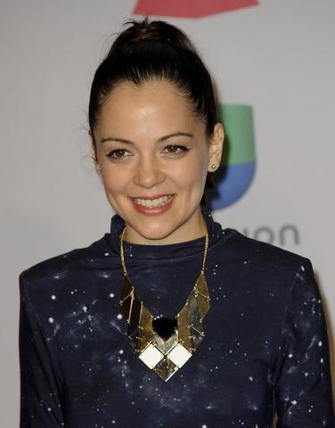 actress Natalia Lafourcade 19 years naturism photos in the club