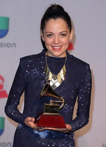 actress Natalia Lafourcade 20 years tits snapshot in the club
