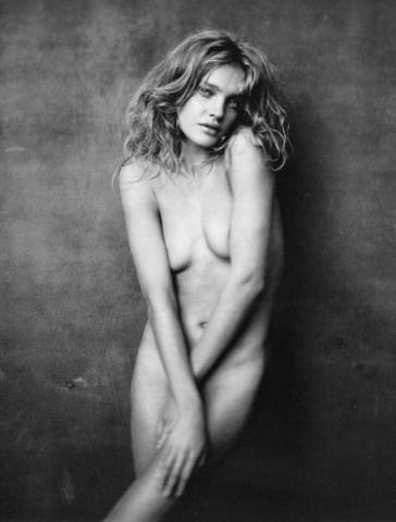 Natalia Vodianova topless photoshoot