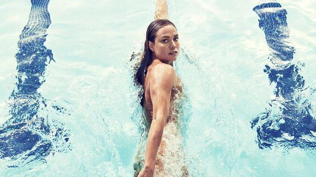 Natalie Coughlin topless foto