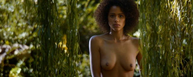 Nathalie Emmanuel topless photos