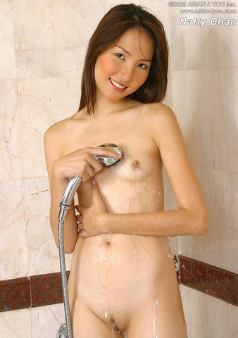 Naked Jasmine Chan photoshoot