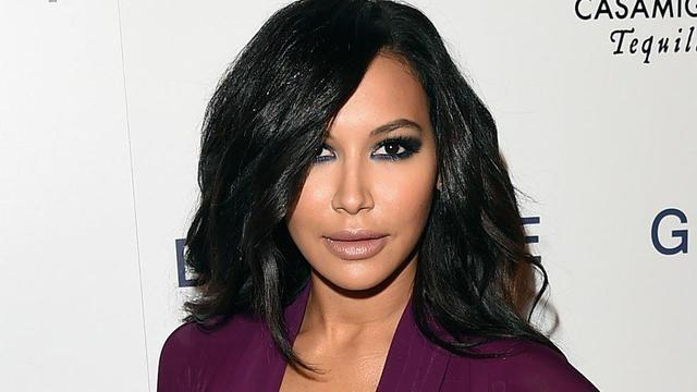 celebritie Naya Rivera 25 years melons snapshot in the club
