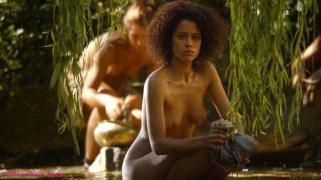 celebritie Nathalie Emmanuel 2015 arousing photos beach