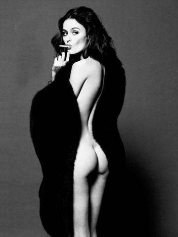 actress Nicole Trunfio young Without slip photography home