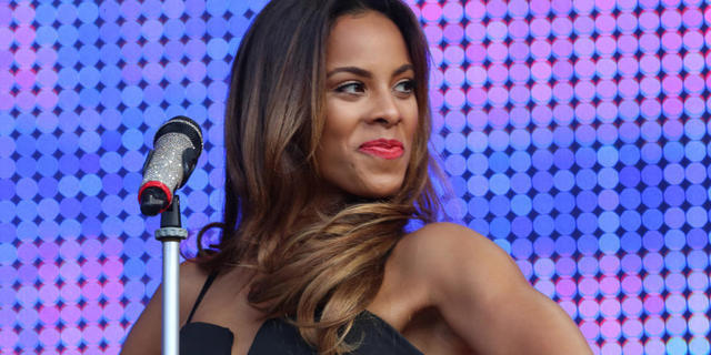 Rochelle Humes topless pics