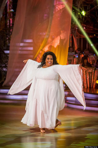 models Alison Hammond 25 years Sexy picture in public