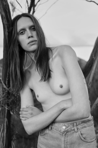 Georgia Craig nude photoshoot