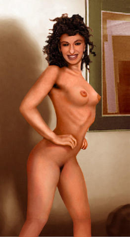 Naked Marion Jones pics