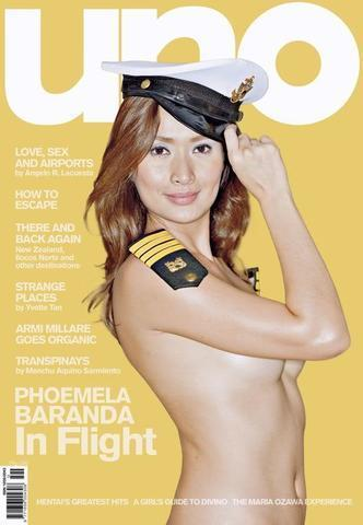 Naked Carmina Villaroel photoshoot