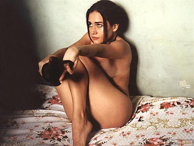 models Alessandra Negrini 19 years Uncensored photos in public